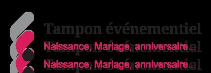 Illustration sur l'utilisation des tampons pour marquer un évènement