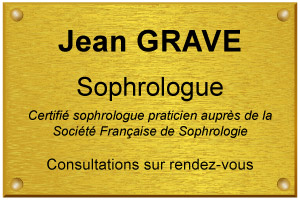 Image Dexemple De Plaque Sophrologue Certifie