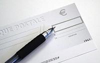 Paiement par chèque sur Fabisto.fr