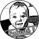 Tampon fabisté bébé