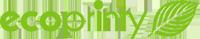 Logo EcoPrinty pour tampons Trodat Printy 4.0
